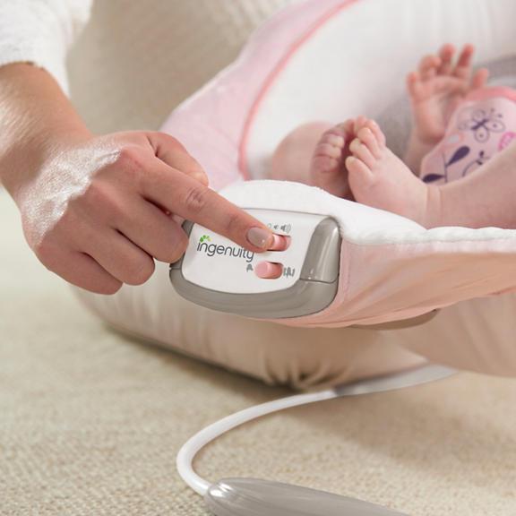 Comfort Harmony Cradling Bouncer Instructions