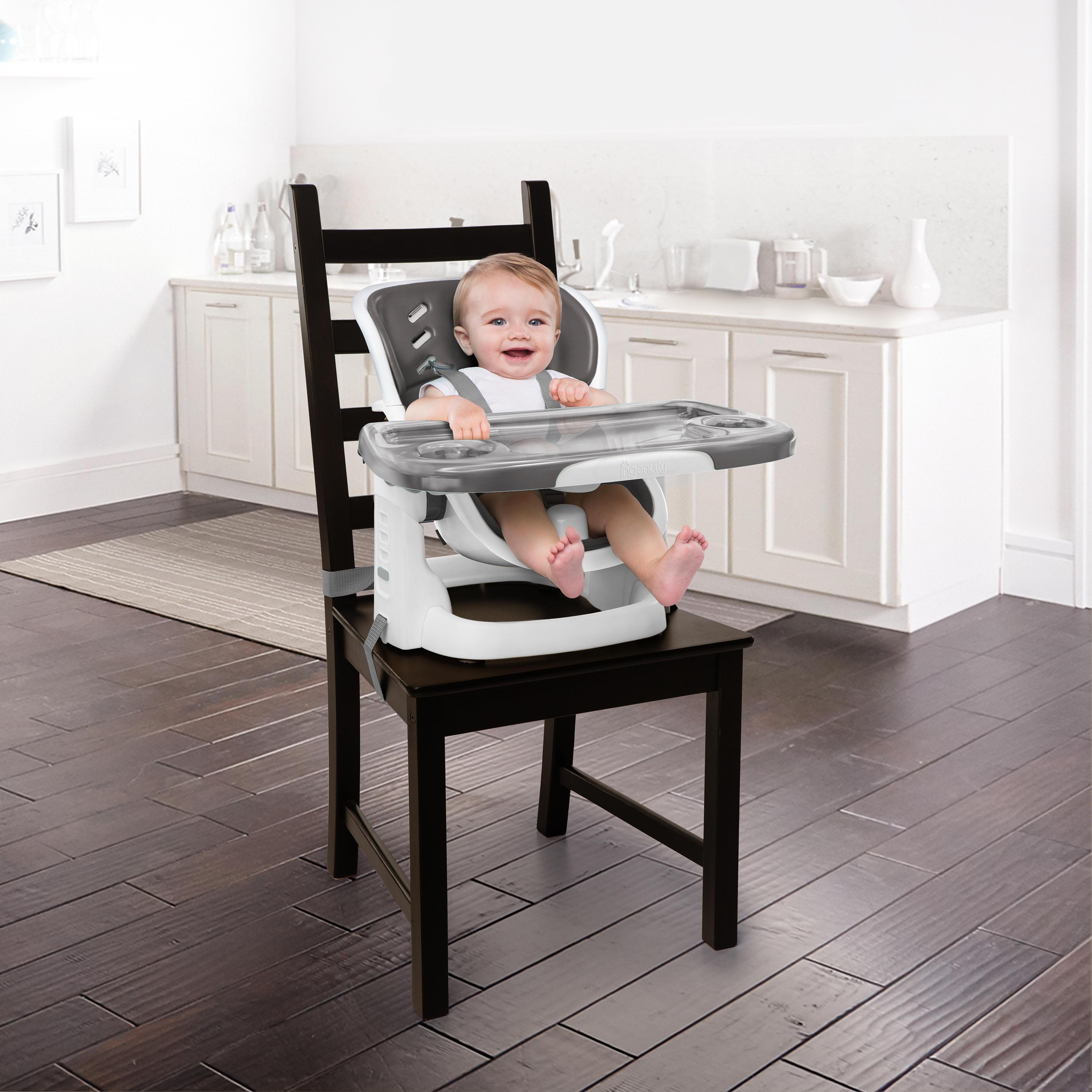 Smartclean ChairMate High Chair™ - Slate