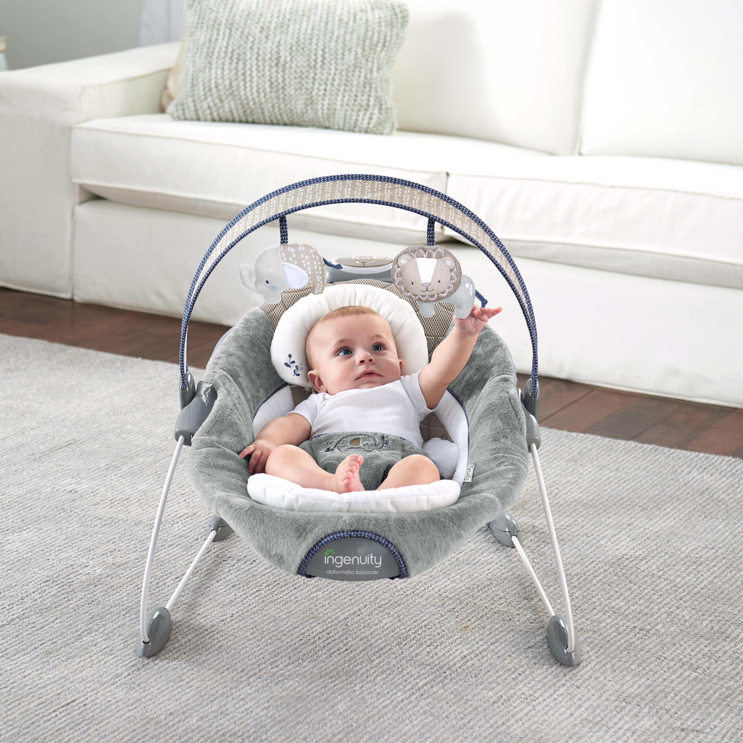 DreamComfort™ SmartBounce Automatic Bouncer™ - Townsend™