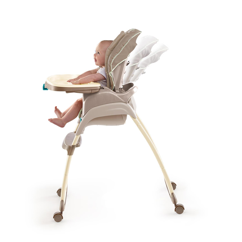 Trio 3-in-1 Deluxe High Chair™ - Sahara Burst™