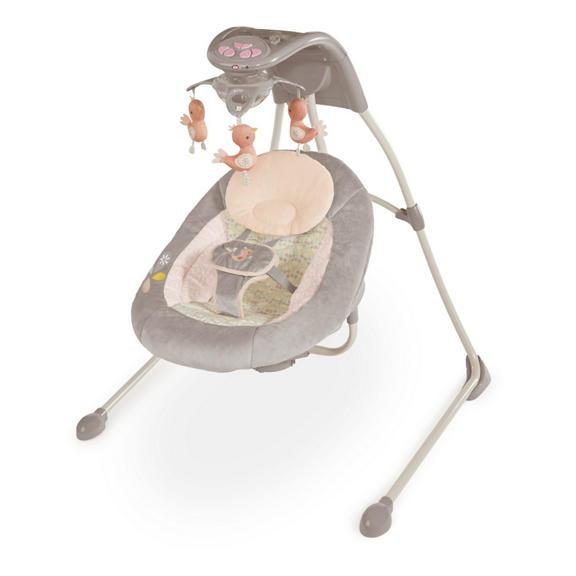 Inlighten Cradling Swing Piper