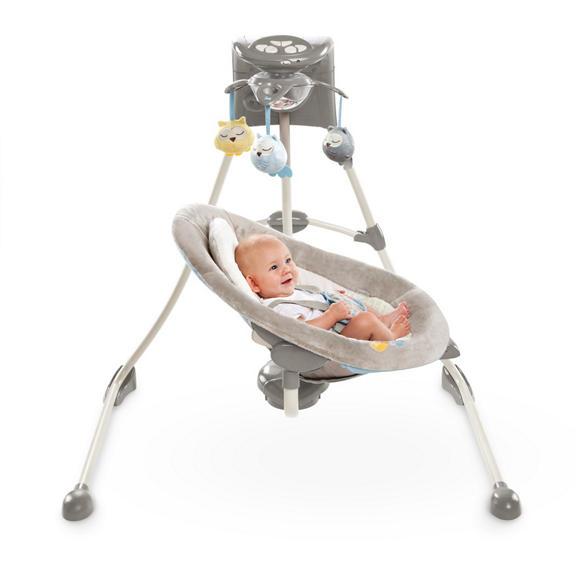 Ingenuity Inlighten Baby Swing Instructions