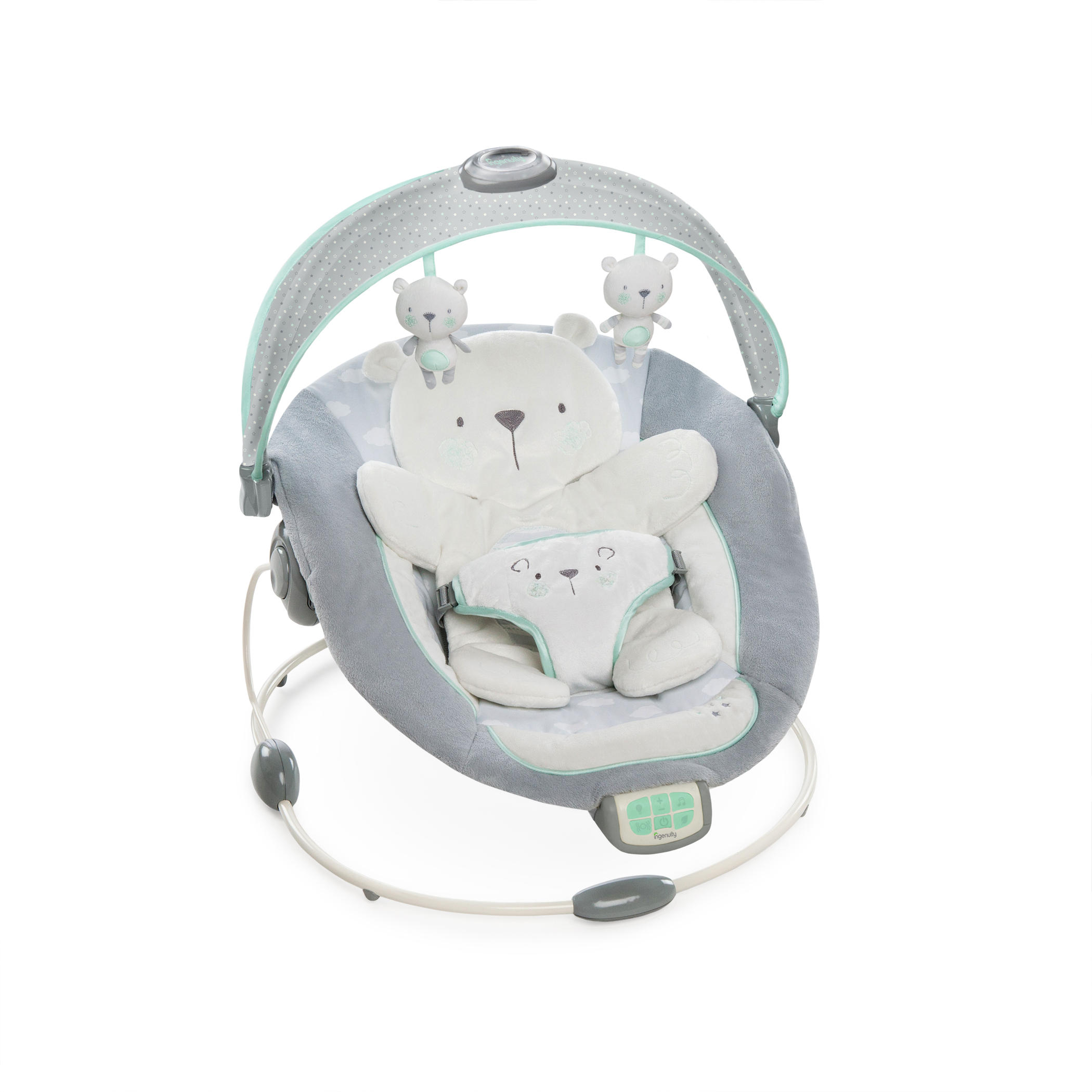 InLighten Bouncer™ - Twinkle Twinkle Teddy Bear™