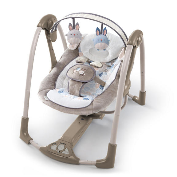Power Adapt Portable Swing Bingham Bunny