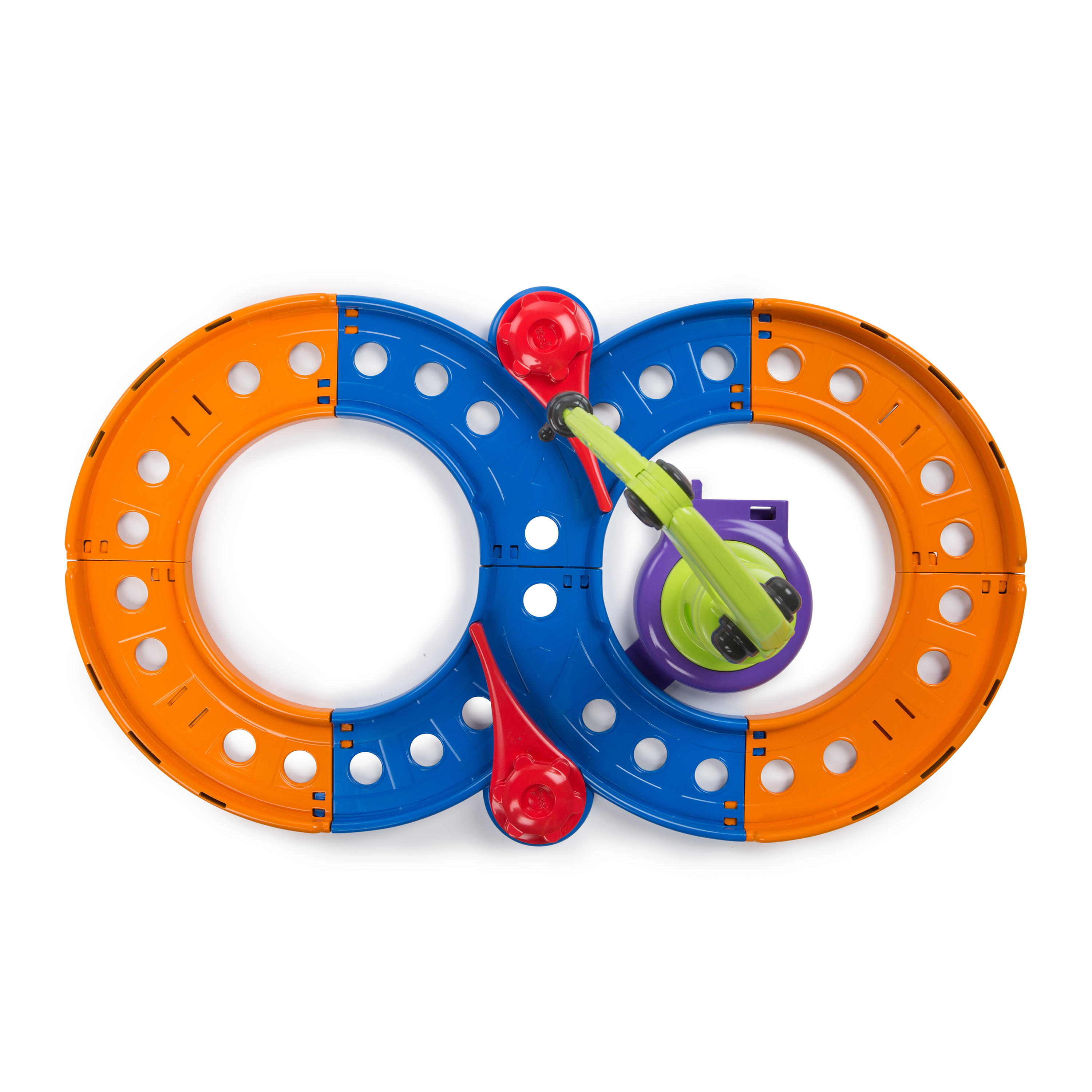 Go Grippers™ Grip, Launch & Roll Train