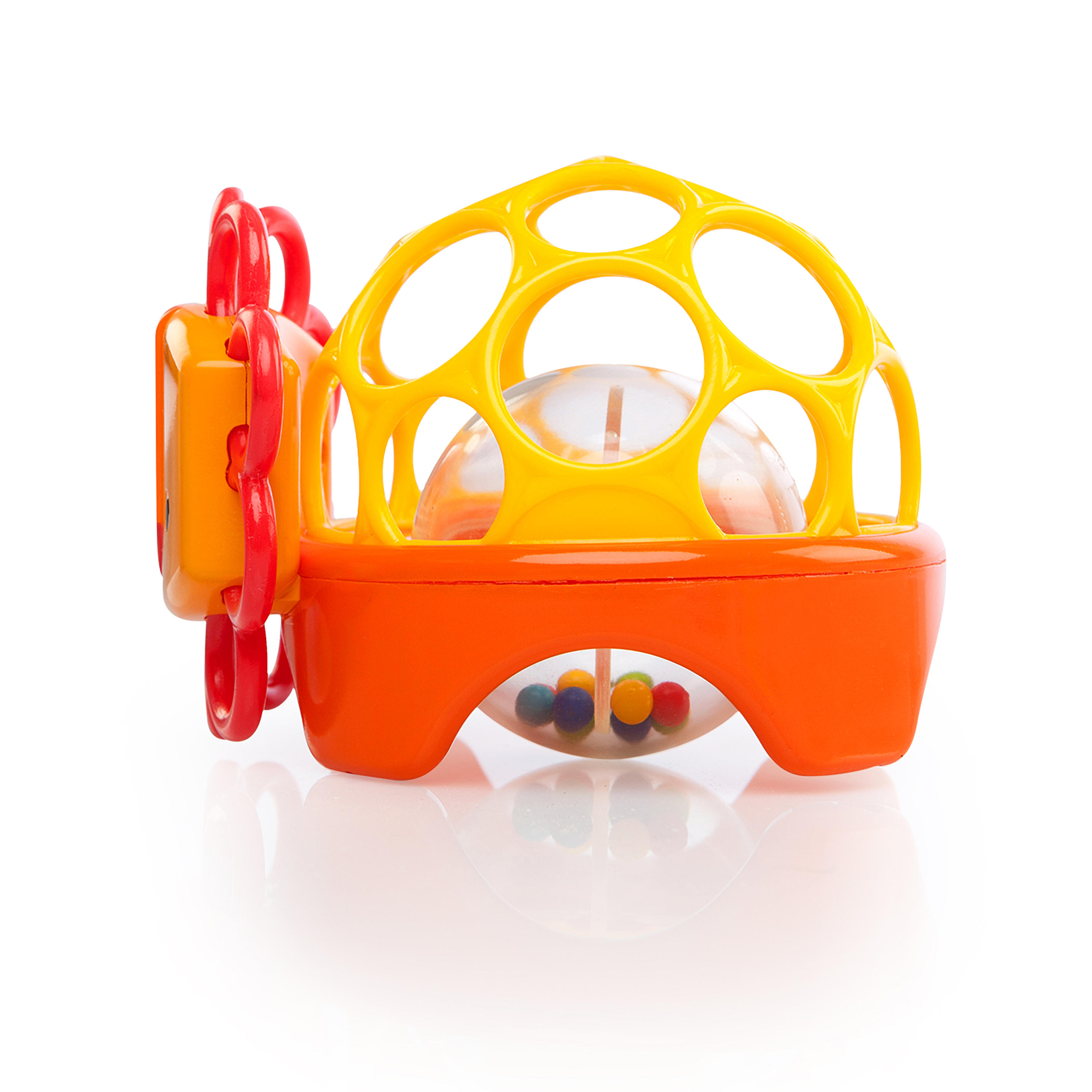 Rollie Rattles™ Toy